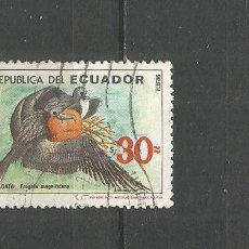 Sellos: ECUADOR YVERT NUM. 1106 USADO. Lote 277827983