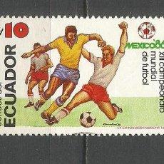 Sellos: ECUADOR YVERT NUM. 1121 USADO. Lote 277828108