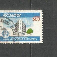 Sellos: ECUADOR YVERT NUM. 1178 USADO. Lote 277828438