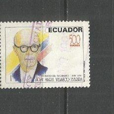 Sellos: ECUADOR YVERT NUM. 1269 USADO. Lote 277828873