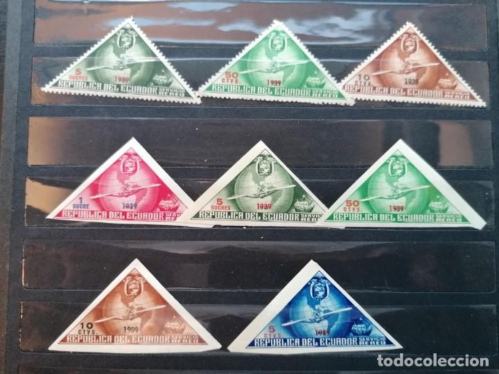 Sellos: Ecuador sellos Descubrimiento De America año 1939 sellos nuevos *** - Foto 4 - 285316208