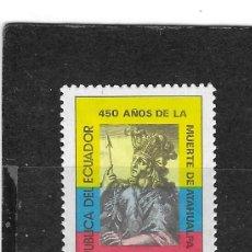 Sellos: ECUADOR Nº 1040 (**). Lote 294087843
