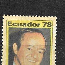 Sellos: ECUADOR Nº 669(**). Lote 294093218