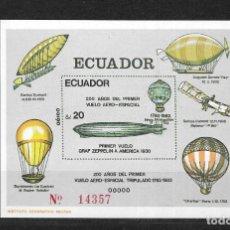 Sellos: ECUADOR Nº HB 61 (**). Lote 294278528