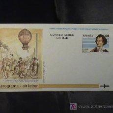 Stamps - AEROGRAMA - 5982518