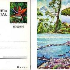 Sellos: LOTE 2 ENTEROS POSTALES DE 1977. Lote 23767110