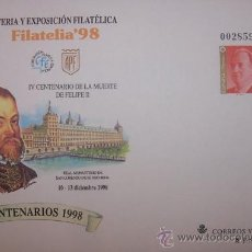 Sellos: ENTERO POSTAL FILATELIA´98. Lote 26474936