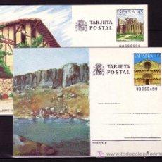 Sellos: ESPAÑA.- ENTERO POSTAL Nº 147/48 SORIA Y ALAVA . Lote 13944255