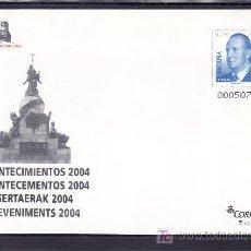 Sellos: ESPAÑA S.E.P. 94 NUEVO, EXPOSICION FILATELICA NACIONAL EXFILNA 2004, VALLADOLID. Lote 244555985