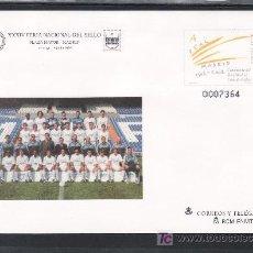 Sellos: ESPAÑA S.E.P. 78 NUEVO, CENTENARIO DEL REAL MADRID CLUB DE FUTBOL, XXXIV FERIA NACIONAL. Lote 20578396