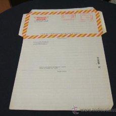 Stamps - AEROGRAMA - 22321890