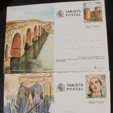 Stamps - ENTEROS POSTALES 1984 - 18943165