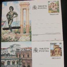 Stamps - ENTEROS POSTALES 1987 - 18943238