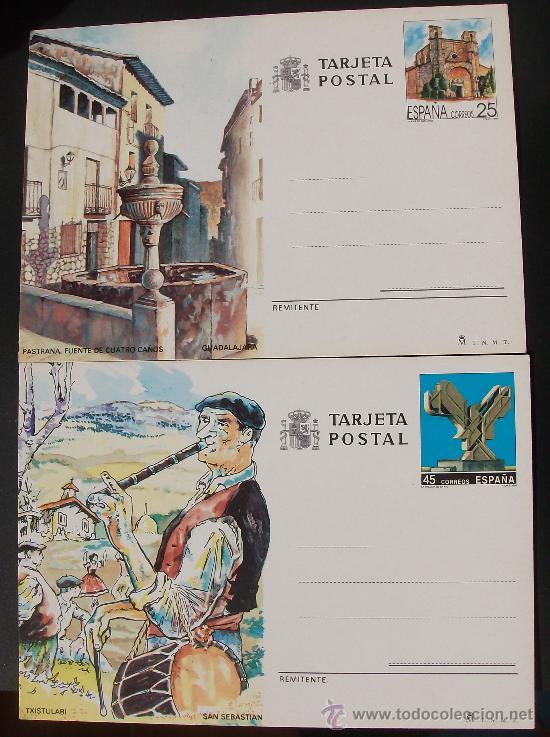 ENTEROS POSTALES 1991 (Sellos - España - Entero Postales)