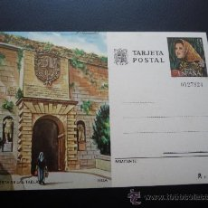 Sellos: TARJETA ENTERO POSTAL,PUERTA DE LAS TABLAS,IBIZA,1978.. Lote 20229823