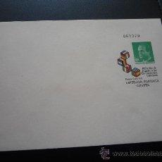 Sellos: SOBRE ENTERO POSTAL,EXPOSICION FILATELICA EUROPEA.1986.. Lote 20315275