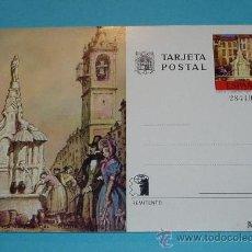Sellos: ENTERO POSTAL ( EDIFIL 110 ). VISTAS DE MADRID. FUENTE DE LA MARIBLANDA. Lote 24408924