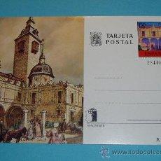 Sellos: ENTERO POSTAL ( EDIFIL 107 ). VISTAS DE MADRID. ATRIO DE SAN GINÉS. Lote 24409062
