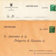 Sellos: ESPAÑA S.E.P. ADMON PUBLICA 6/7 MISMO Nº NUEVO, GIRO TRIBUTARIO,. Lote 116109399