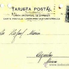 Sellos - TARJETA POSTAL CIRCULADA - 35734336