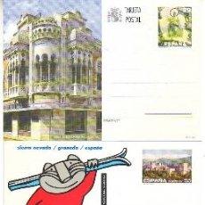 Sellos: ESPAÑA ENTERO POSTAL 157 / 158 - TURISMO 1994. NUEVOS. Lote 51861844