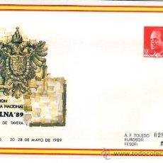 Sellos - SEP 13 - EXFILNA'89. Toledo 1989. Nueva. Cat. 3,00 € - 45281851