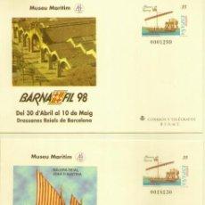 Sellos: SOBRES ENTEROS POSTALES 1998. Lote 48913107