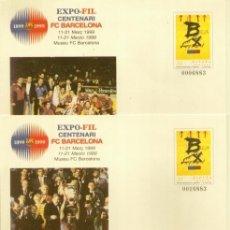 Sellos: SOBRES ENTEROS POSTALES 1999. Lote 48921493