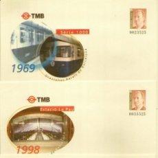 Sellos: SOBRES ENTEROS POSTALES 1999. Lote 48921559