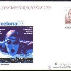 Sellos: ENTERO POSTAL BARCELONA 03. Lote 11978704