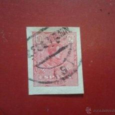 Stamps - SOBRES ENTERO POSTALES PRIVADOS , Nº 16 RECORTADO - 54689985