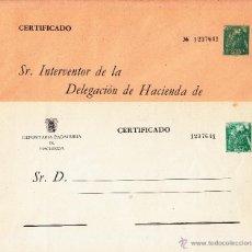 Sellos: .OFERTA ESPAÑA S.E.P. ADMINISTRACION PUBLICA 6/7 NUEVO, LOTE 10 JUEGOS, GIRO POSTAL TRIBUTARIO. Lote 54808336