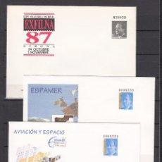 Sellos: .OFERTA ESPAÑA S.E.P. 3/10, 6A/B, 33/4 NUEVO, 12 S.E.P. DIFERENTES + FOTOS. Lote 54945343