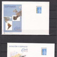 Sellos: .OFERTA ESPAÑA S.E.P. 33/4 NUEVO, LOTE 10 JUEGOS, ESPAMER 96, AVIACION Y ESPACIO 96, SEVILLA. Lote 54945618