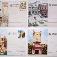 Sellos: 4 ENTEROS POSTALES ESPAÑA 1987. Lote 58208861