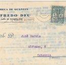 Sellos: II REPÚBLICA. BARCELONA A ZARAGOZA. 1932.. Lote 67089389