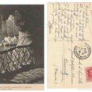 Sellos: POSTAL ALFONSO XIII. 25CTS. BIARRITZ. 16 DE SEPTIEMBRE DE 1924.. Lote 71081065