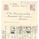 Sellos: TARJETA POSTAL. REPÚBLICA ESPAÑOLA. COLLADO MEDIANO. 29 DE JUNIO DE 1936.. Lote 71081553