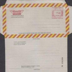 Sellos: AEROGRAMA EDIFIL Nº 128, NUEVO. Lote 71471231