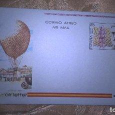 Stamps - Aerograma - 77648225