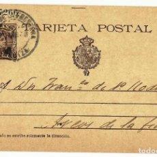 Sellos: ENTERO POSTAL.. Lote 100396819