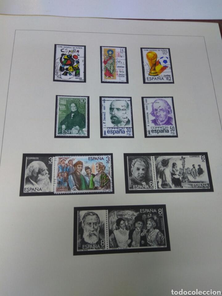 Sellos: ALBUM SELLOS ESPAÑA 1970 A 1984 VER FOTOS Y DESCRP - Foto 5 - 110024338