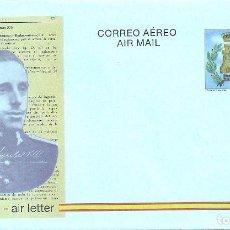 Sellos: AEROGRAMA Nº 223 (EDIFIL) AÑO 1998. Lote 111625123