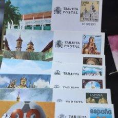 Sellos: ENTEROS POSTALES 7 NUEVOS EDIFIL 118-120-124-125-127-130-139. Lote 116097398