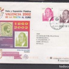 Sellos: ESPAÑA S.E.P. .75 CIRCULADO, DE LA PESETA AL EURO, REMITE EDIFIL. Lote 131289039