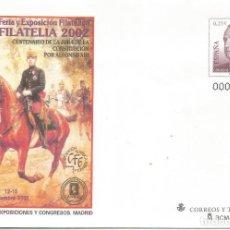 Sellos: ENTERO POSTAL CENTENARIO JURA CONSTITUCION POR ALFONSO XIII . Lote 144736130