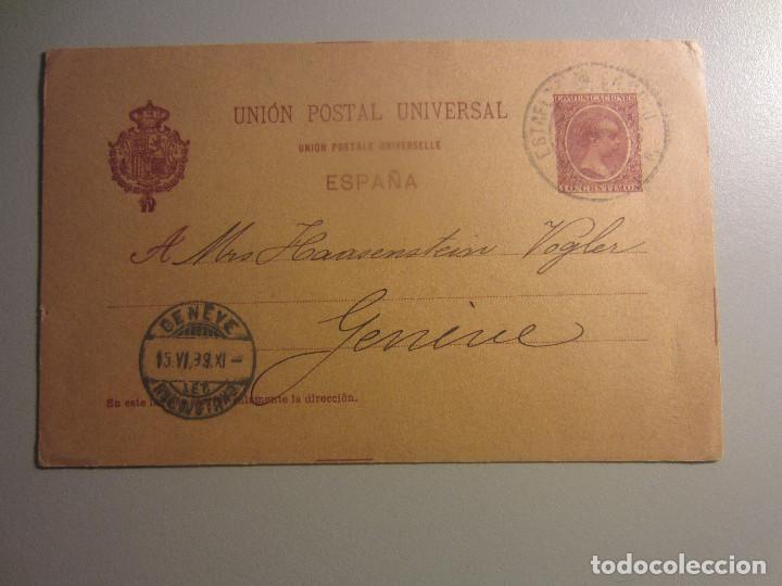 ENTERO POSTAL 31 M (Sellos - España - Entero Postales)