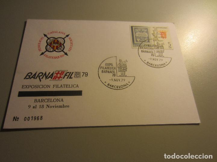BARNAFIL (Sellos - España - Entero Postales)