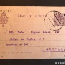 Sellos: ESPAÑA ENTERO POSTAL EDIFIL 50. Lote 147928530