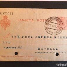 Sellos: ESPAÑA ENTERO POSTAL EDIFIL 49. Lote 147928842